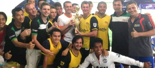 2013-2014 Double Cup and League