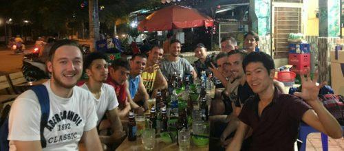 Saigon Hotshots 4 – 0 Saigon Saints