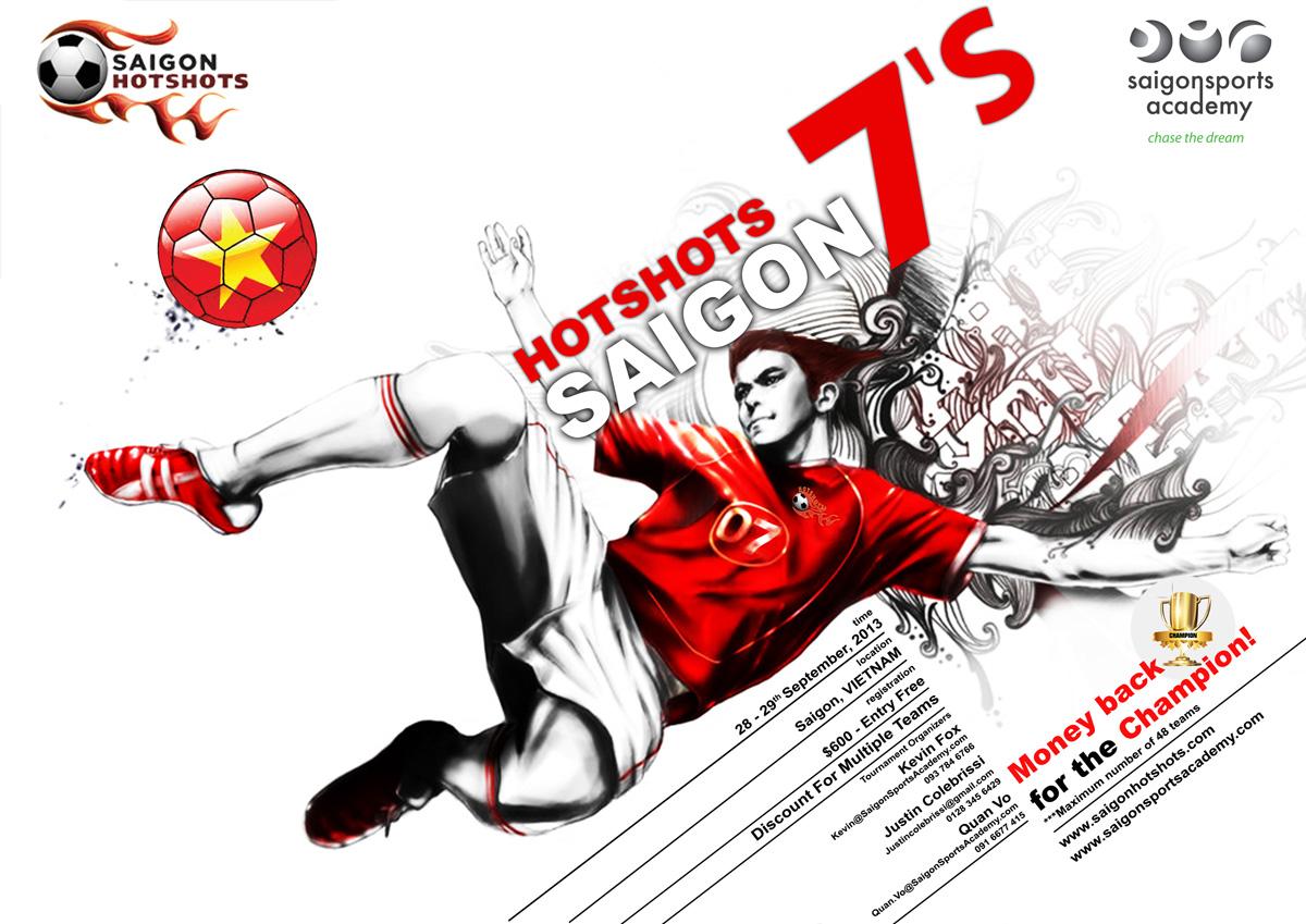 Saigon Hotshots 7's