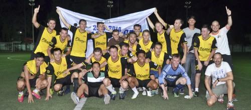 2013-2014 SIFL Champions