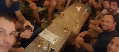 Saigon Hotshots – Training & Papagayo